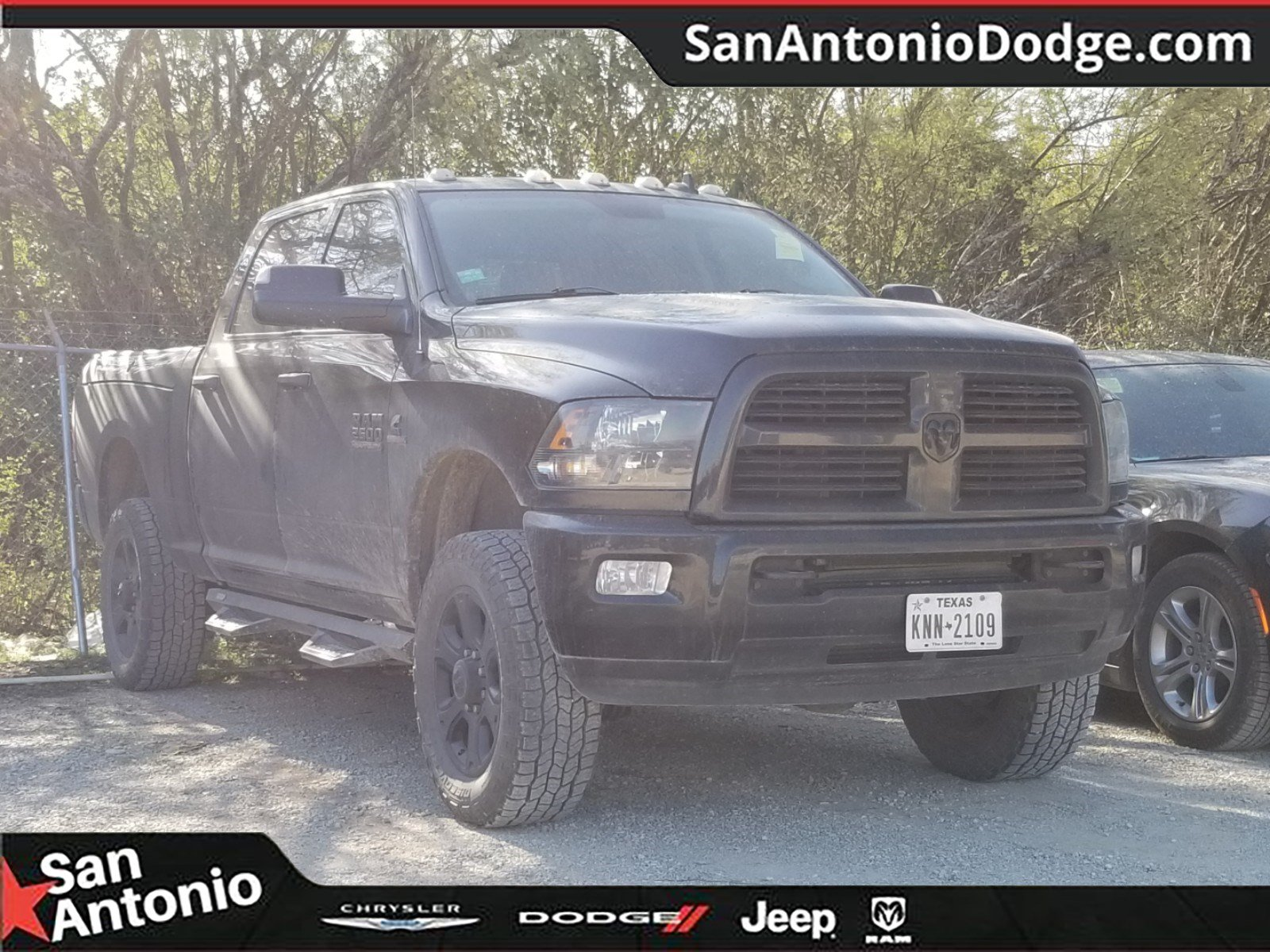 Pre-Owned 2016 Ram 2500 Lone Star