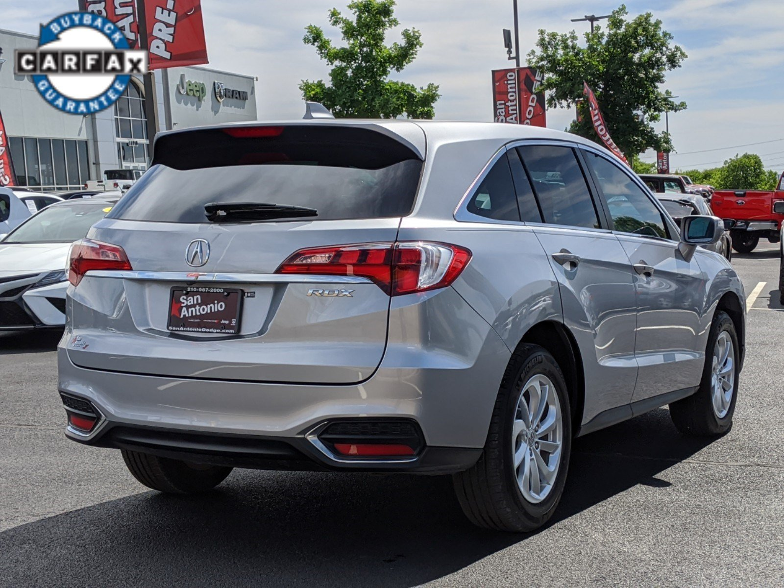 Pre-Owned 2018 Acura RDX Base