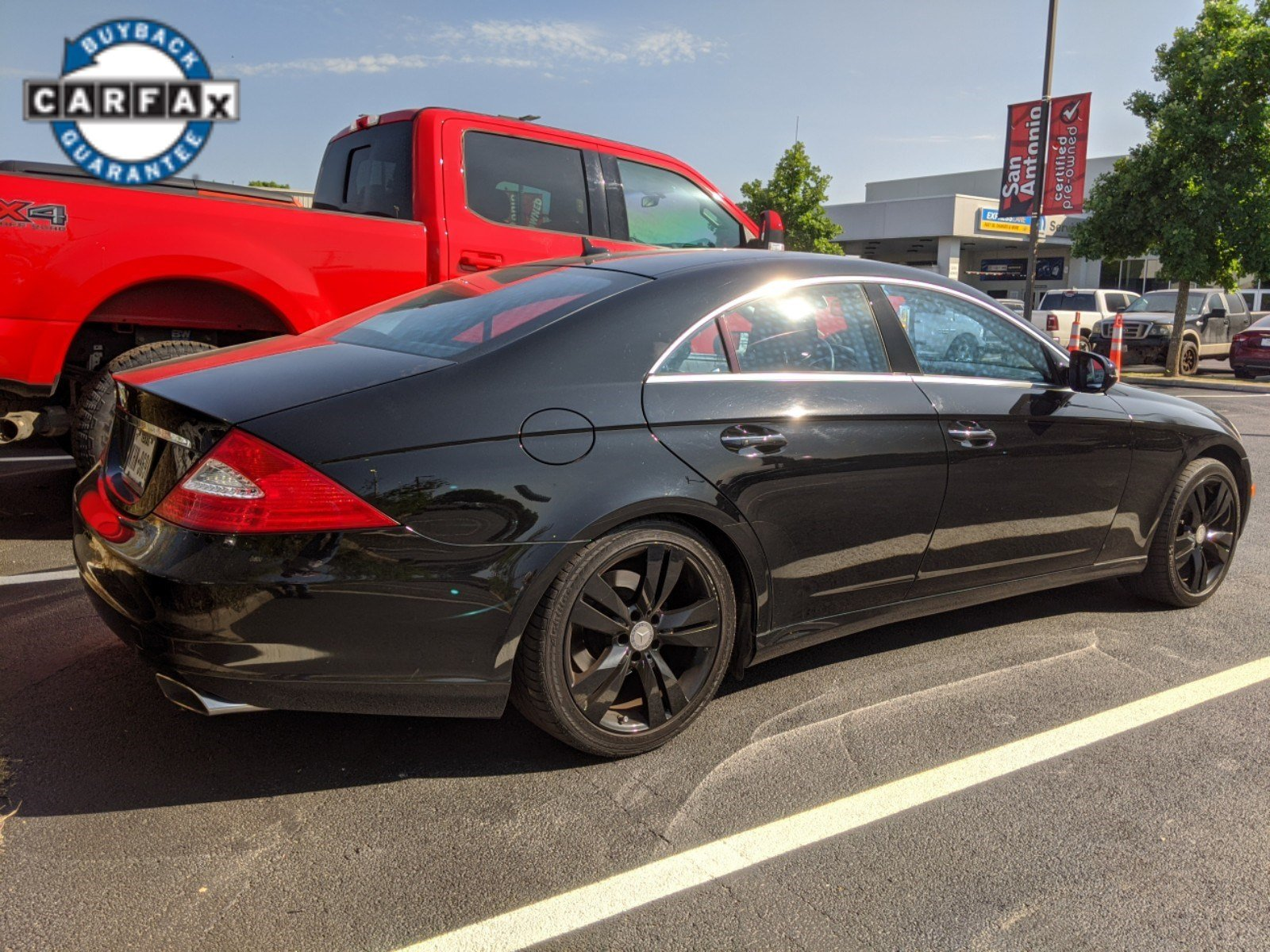 Pre-Owned 2009 Mercedes-Benz CLS CLS 550