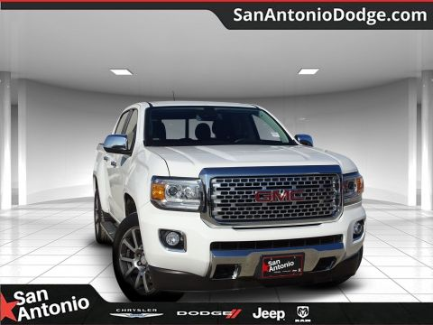 Pre-Owned 2019 GMC Canyon Denali