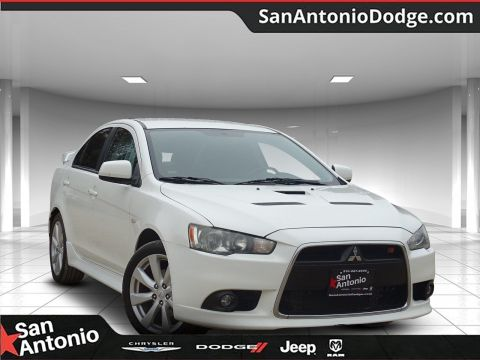Pre-Owned 2014 Mitsubishi Lancer Ralliart