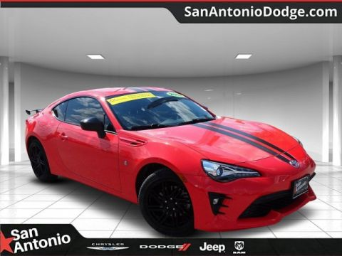Pre-Owned 2017 Toyota 86 860 Special Edition